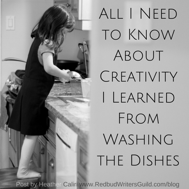 All I Need to Know About Creativity I Learned from Washing the Dishes