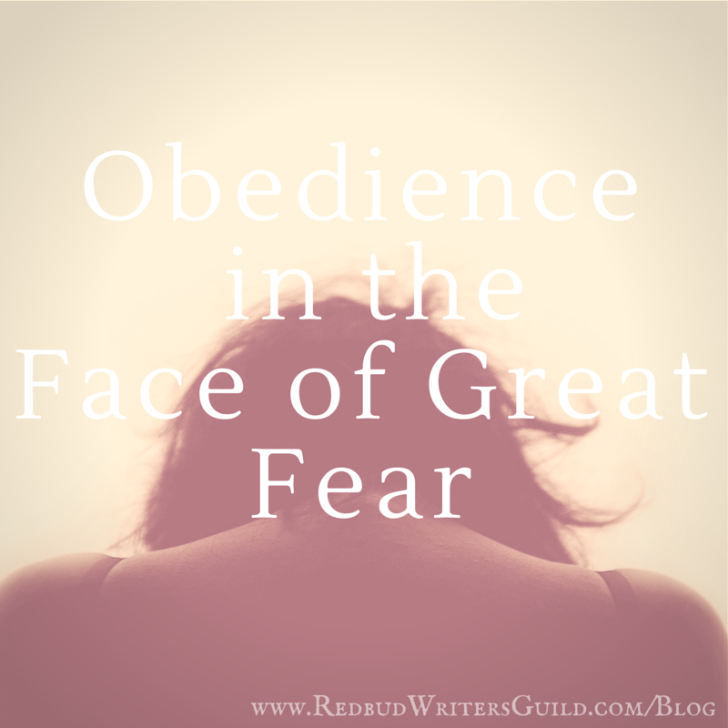 Obedience in the Face of Great Fear